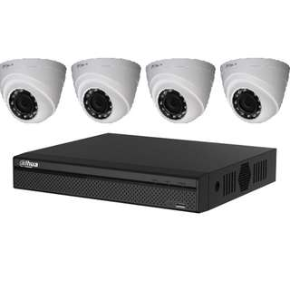 CCTV package 4Channel