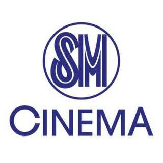 SM CINEMA TICKET