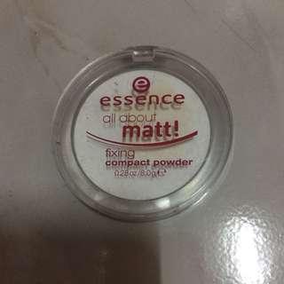 Essence all about matte powder