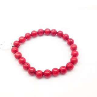Bracelet Marjan/ Coral