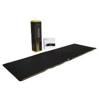 Corsair MM200 Cloth Gaming Mouse Pad — Extended (930mm × 300mm × 2mm, CH-9000101-WW)