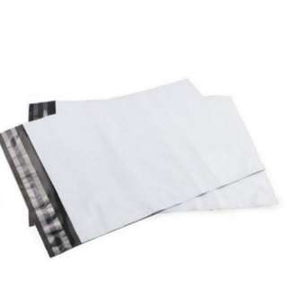 Waterproof White Polymailers bag