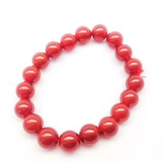 Bracelet Chalcedony 10mm