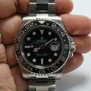 Rolex GMT Master II 116710