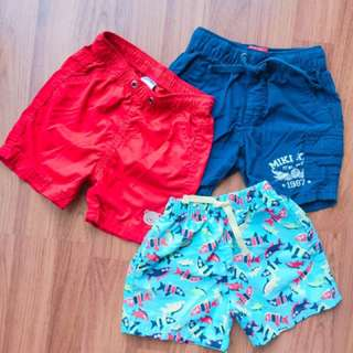 MIKI Boy Short Pants