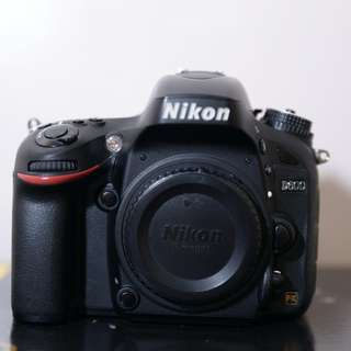 Nikon D600 with phottix battery grip