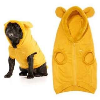 Peter Alexander dog hoodie