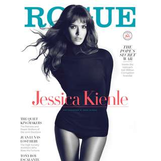 Rogue magazine March 2015