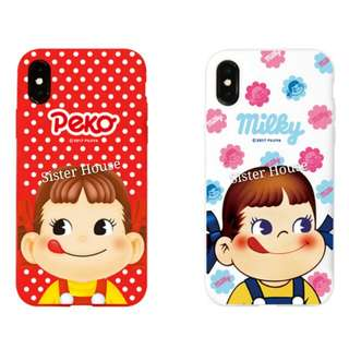 (包郵)🇰🇷Peko Soft Phone Case 軟手機殼