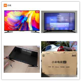 "Lowest price Brand new 32""/43""/49""/55""/65"" Xiaomi TV 4A series"