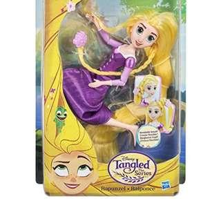Disney Rapunzel doll - series edition