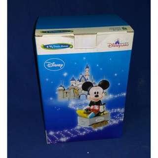 米奇老鼠 Mickey Mouse 渣打150週年紀念限量版夢想號列車 錢罌  150th Anniversary Commemorative Dream Express Limited Edition Piggy Bank with Hong Kong Disneyland
