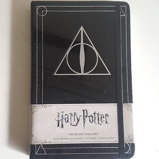 🆕️ Limited Edition Harry Potter Journal Notebook