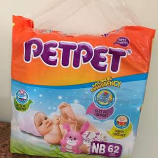 Petpet NB 48 pcs
