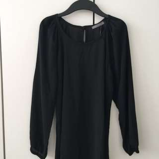 Poplook - blouse (black)
