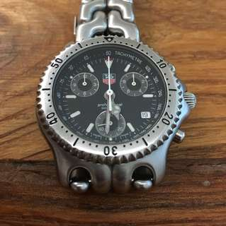 Tag Heuer Professional SEL Chronograph