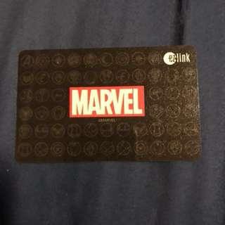 Marvels Ezlink Card