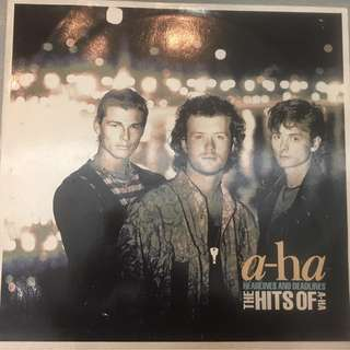 a-ha ‎– Headlines And Deadlines - The Hits Of A-Ha, Vinyl LP, Warner Bros. Records ‎– 7599-26773-1, 1991, Germany