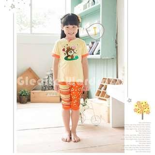 Girl Casual Wear - Suitable 4Y - 5Y
