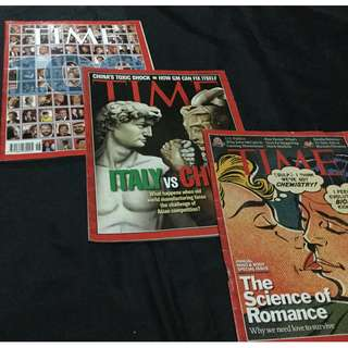 Time magazine old issues