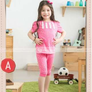 Girl Casual Wear - Suitable 4Y - 5Y