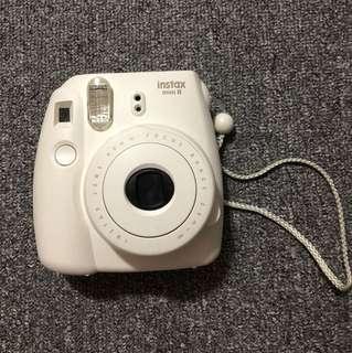 Instax Mini 8 White