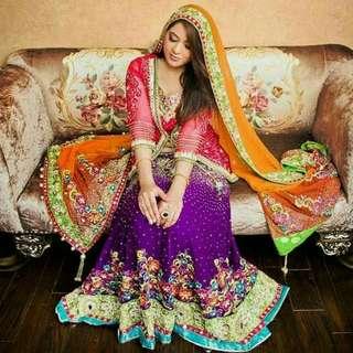 Indian Pakistani fancy party suit
