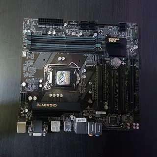 Gigabyte mother board