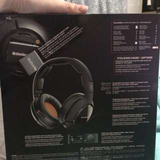 Steelseries Siberia 800 Wireless headset