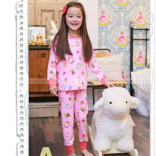 Girl Pyjamas - Suitable 4Y - 5Y