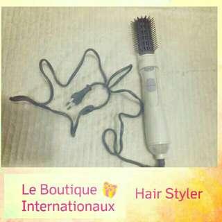 Hair Brush Dryer/Styler