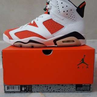 """Last Call"" Air Jordan 6 ""Like Mike"" (Gatorade)"