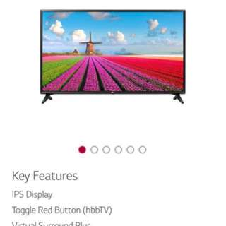LG 49LJ550 SMART LED TV (49 inch)