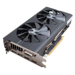 Saphire Nitro RX-470 - 4GB