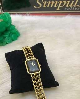 Chanel Authentic Premiere Watch Medium Size