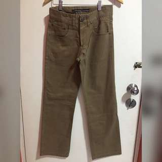 Nautica Teen Boy's Khaki Pants