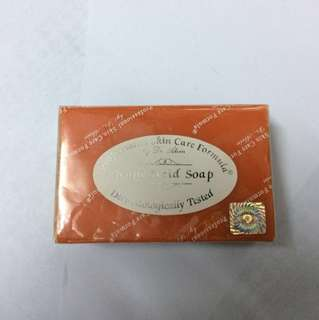 Dr Alvin Kojic Acid Soap