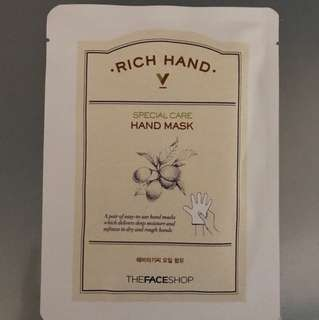 The Face Shop Hand Mask Special Care