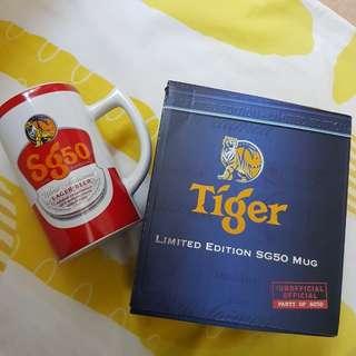 Tiger Mug SG50