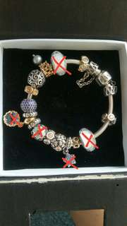 Pandora retired charms for sale