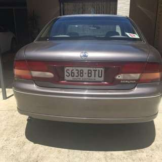 holden 1997 kms 150