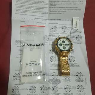 Amuda watch mens
