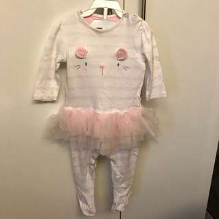 Mothercare baby girl 6-9mos