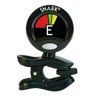 Clip-On Tuner for Guitar, Bass & Violin (Current Model)