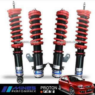 Mines adjustable Hi lo bodyshift wira,persona, satria