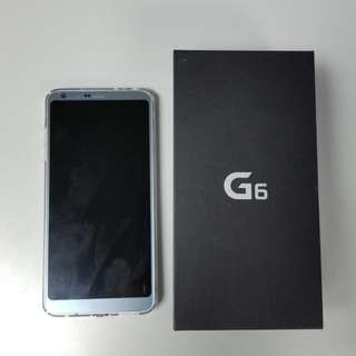 LG G6 H-870S 藍色 行貨 有保養 Blue 64G