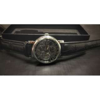 See Through Manual Mechanical Watch