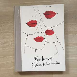 New Icons Of Fashion Illustration (Hard Cover)