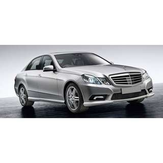 [ UBER / GRAB ] Mercedes Benz E250 CGI (Brown)