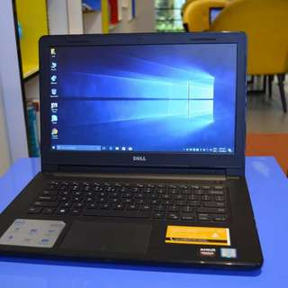 Dell Inspiron 14-3467 Corei3 6th Gen DualVC GAMING Laptop
